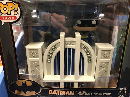 Funko Pop! Batman Hall Of Justice