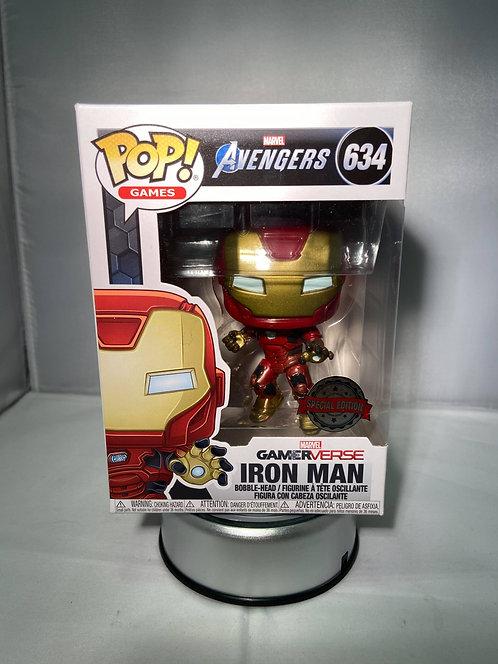 Avengers Iron Man Gamerverse Funko Pop