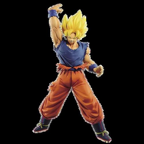 Dragonball Super Saiyan Son Goku Maximatic Figure