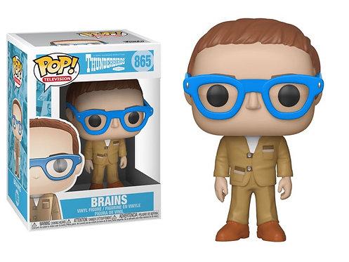 Thunderbirds Brains Funko Pop