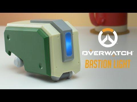 Overwatch Bastion Light