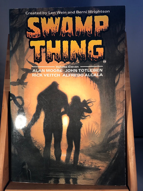 Swamp Thing Volume Eleven TPB Graphic Novel