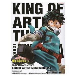 My Hero Academia King Of Artist statue Figure Izuku Midoriya