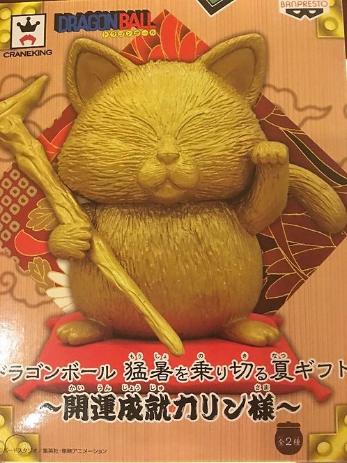 Dragonball Korin Gold Fortune Statue Figure