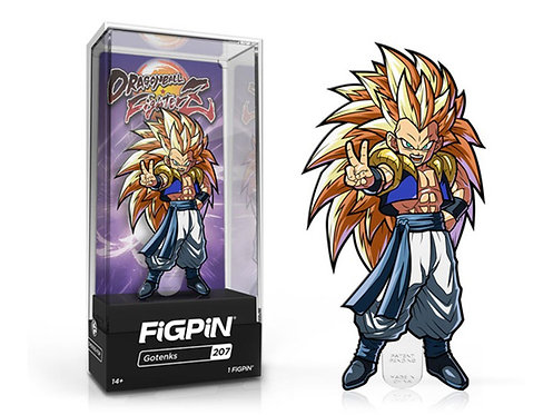 Dragonball Fighterz FigPin Gotenks