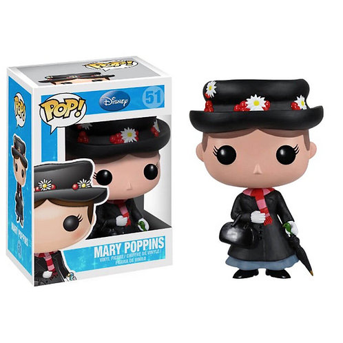 Mary Poppins Disney Funko Pop ( Vaulted )