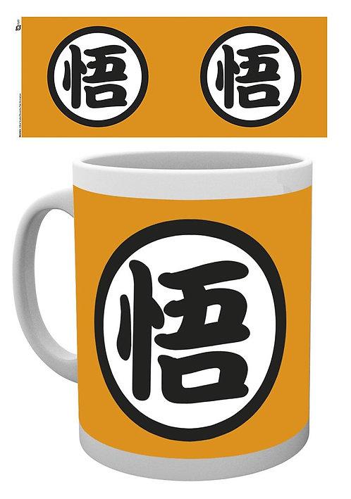 Dragonball Gokus Kanji Mug