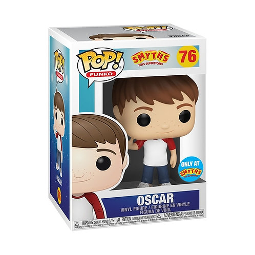 Funko Pop Smyths Oscar