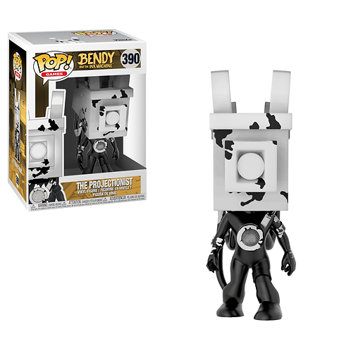 Funko Pop Bendy The Projectionist