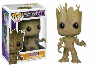Groot Guardians Of The Galaxy Funko Pop