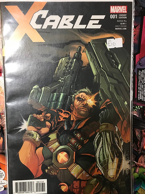 Cable #1 1:50 Variant