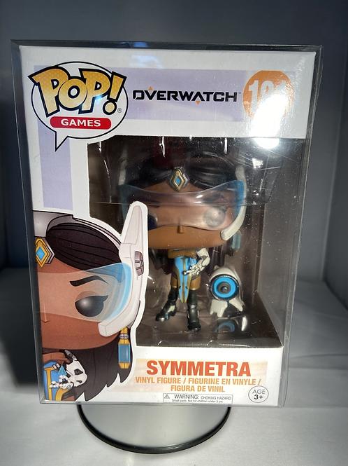Overwatch Symmetra Funko Pop In Pop Protector