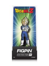Dragonball Z Super Saiyan Vegeta FigPin