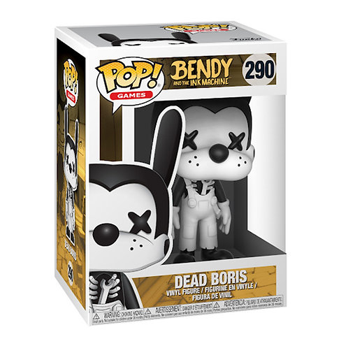 Funko Pop Bendy Dead Boris