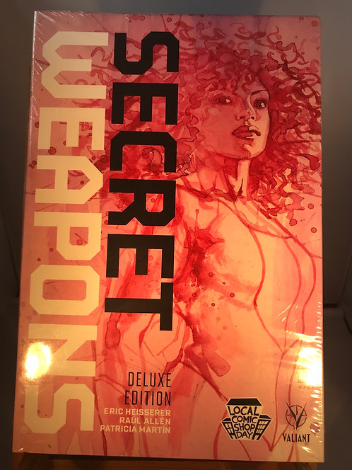 Secret Weapons Local Comic Shop Day HB Graphic Novel