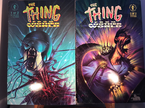 The Thing From Another World Complete Set (Preowned)