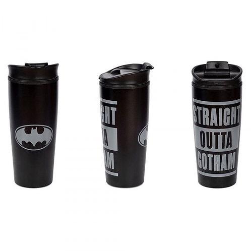Batman Straight Outta Gotham Travel Mug