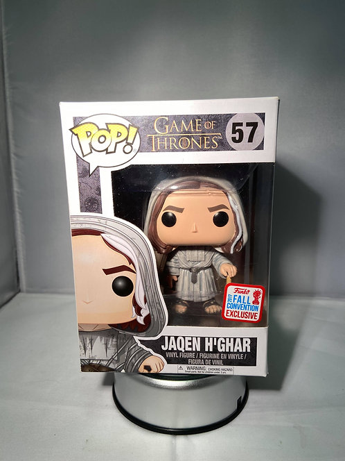 GameOf Thrones Jane H'Ghar 2017 Fall Convention Funko Pop