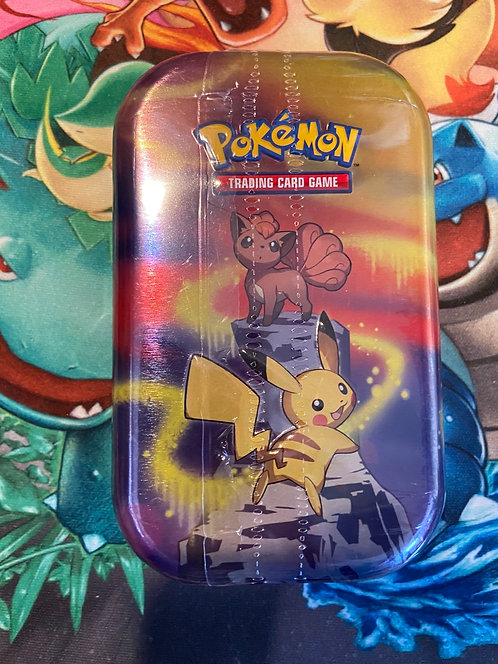 Pokémon Kanto Power Mini Tin (Pikachu)