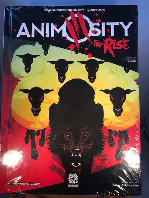 Animosity The Rose Local Comic Shop Day HB Graphic Novel
