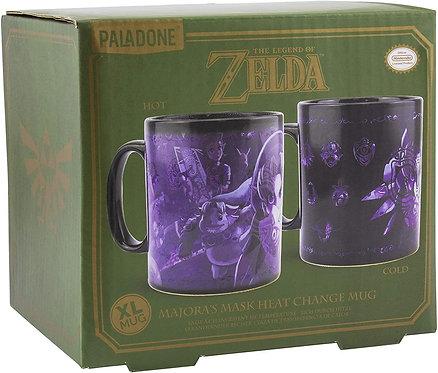 Zelda Majoras Mask Heat Change XL Mug