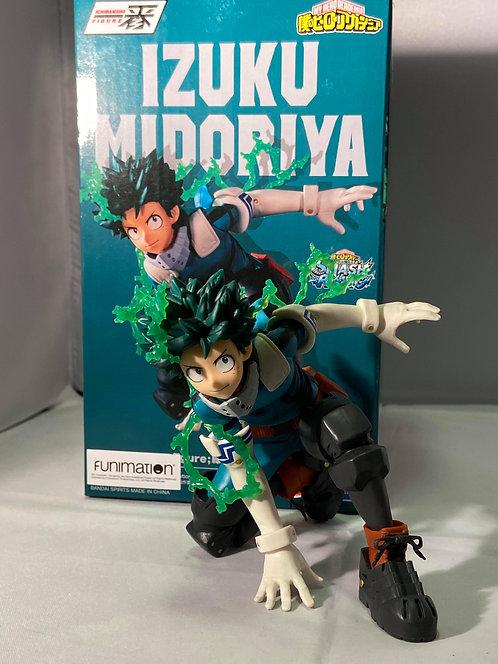 My Hero Academia Izuku Midoriya ' Deku ' Smash Rising