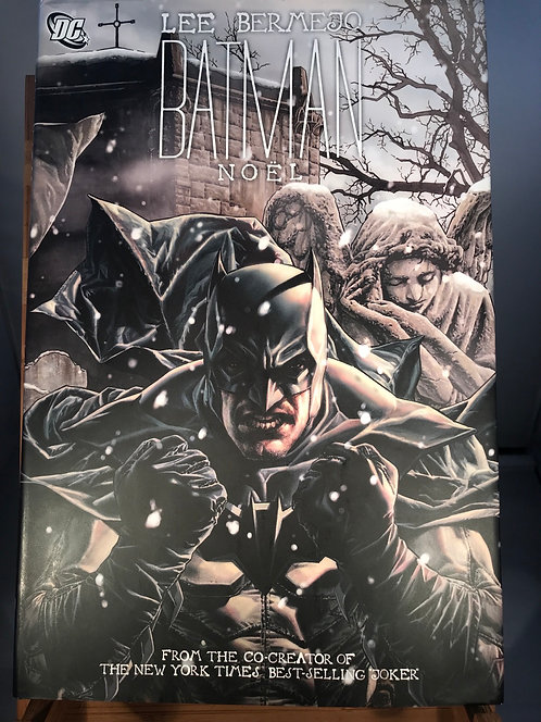 Batman Noel HB Graphic Novel (Preowned)