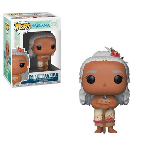 Disney Moana Grandma Tala Funko Pop!