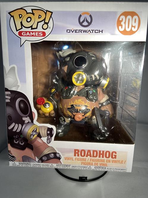"Overwatch Roadhog 6"" Funko Pop"