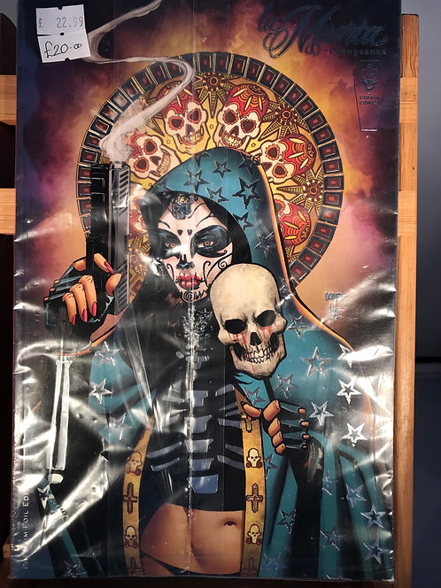 La Muerta Vengeance #1 Premium Foil Edition Sealed