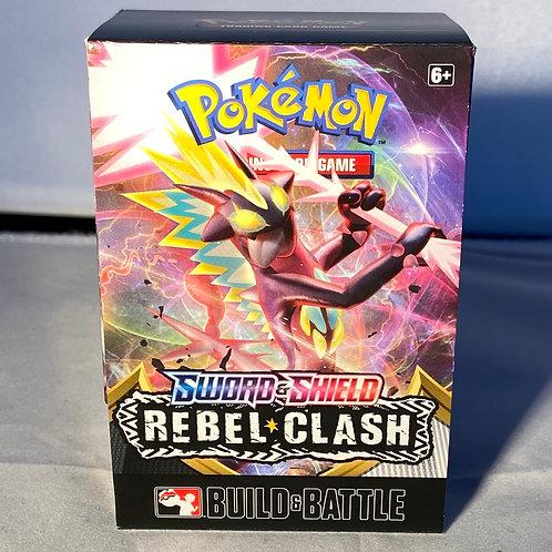 Pokémon Rebel Clash Made Up Deck V cards included