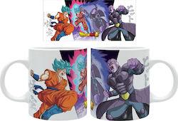 Dragonball Super Mug Goku Vs Hit