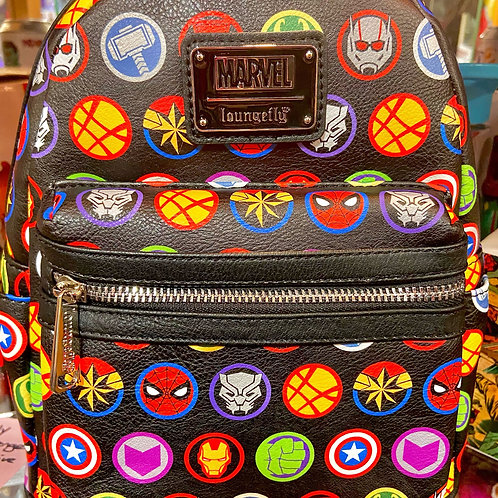 Loungefly Marvel Japan Exclusive Avengers Backpack