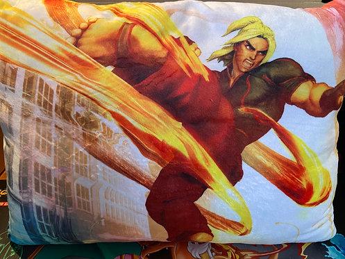Official Street Fighter Pillow