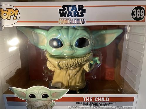 "Star Wars Mandalorian The Child 10"" Funko Pop"