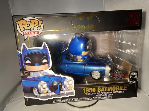 DC 1950 Batmobile Funko Pop Ride