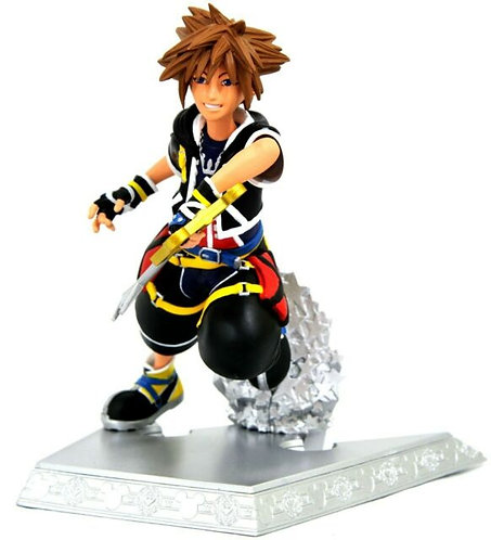 Kingdom Hearts Gallery Figure Sora