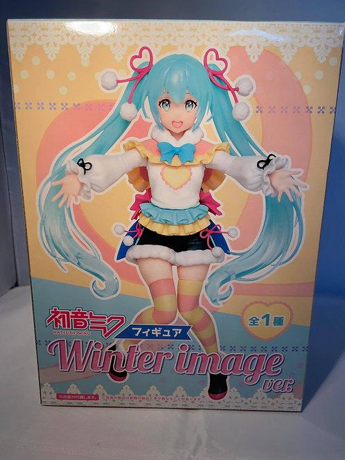 Vocaloid PVC Statue Hatsune Miku Winter Ver.