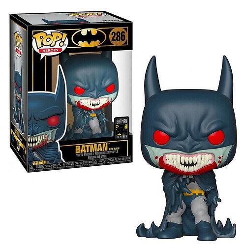 Funko Pop Red Rain Batman
