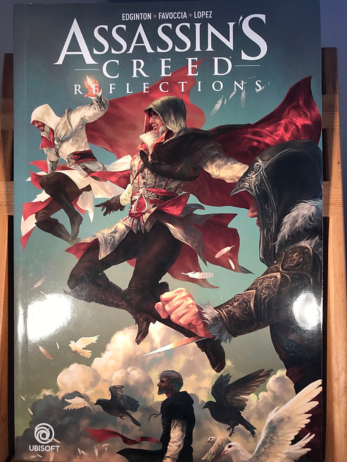 Assassins Creed Reflections Volume 1 TPB Graphic Novel