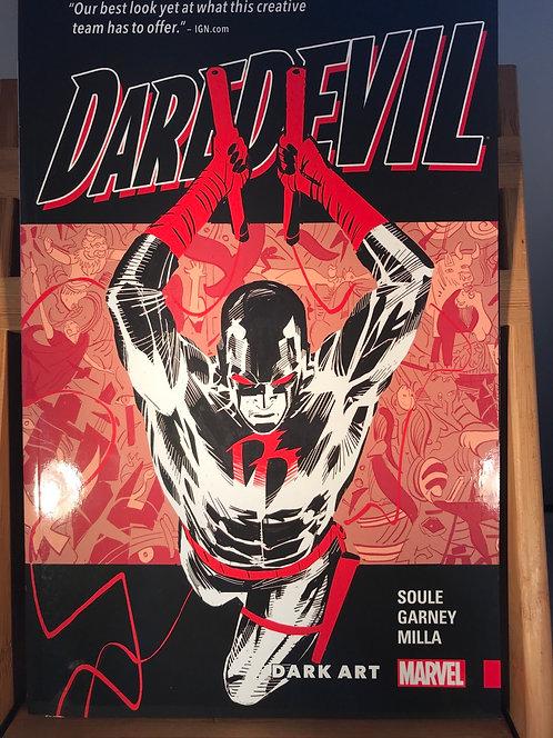 Daredevil Dark Art Volume 3 Back In Black TPB Graphic Novel