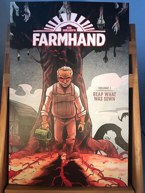 Farmhand Volume 1 Reap What Was Sown TPB Graphic Novel