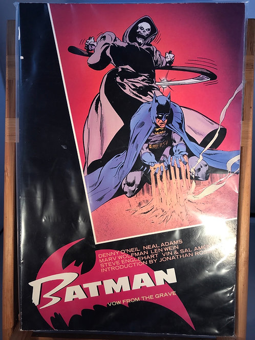 Batman Vow From The Grave TPB Graphic Novel (Preowned)
