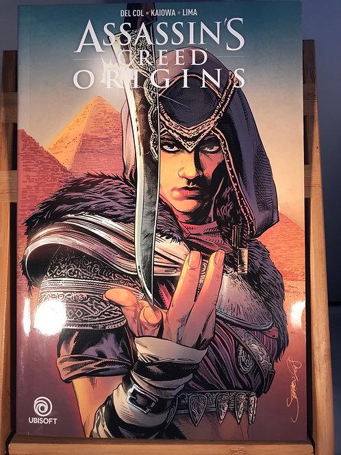 Assassins Creed Origins Volume 1 TPB Graphic Novel