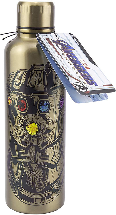 Marvel Avengers Thanos Water Bottle Thermist