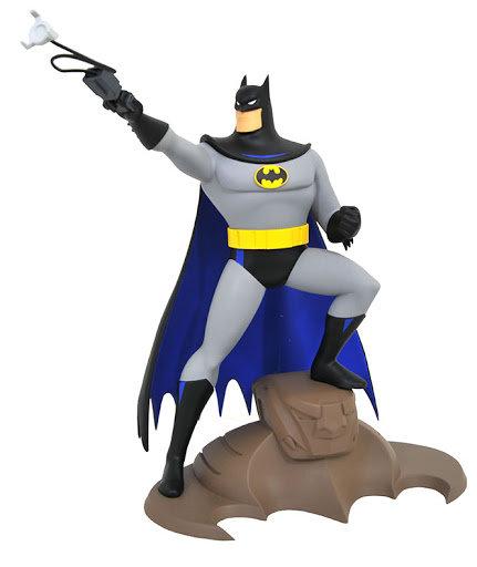 Batman Animated Series Grappling Gun Gallery Statue