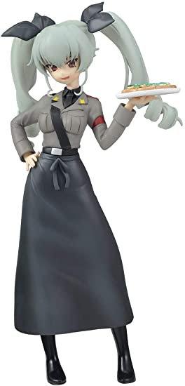 Max Factory Girls Und Panzer Theatre Version Premium Anchovy Figure SEGA