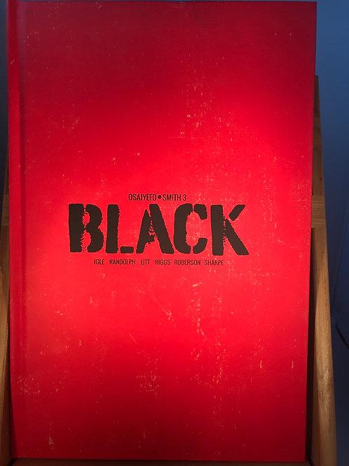 Black Local Comic Shop Day Hardback Graphic Novel
