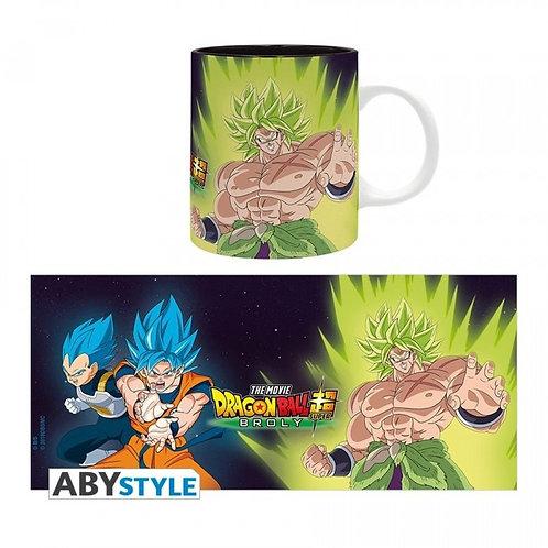 Dragonball Super Broly Movie Mug