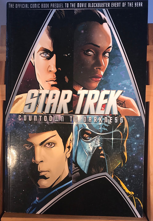 Star Trek Countdown To Darkness TPB Graphic Novel